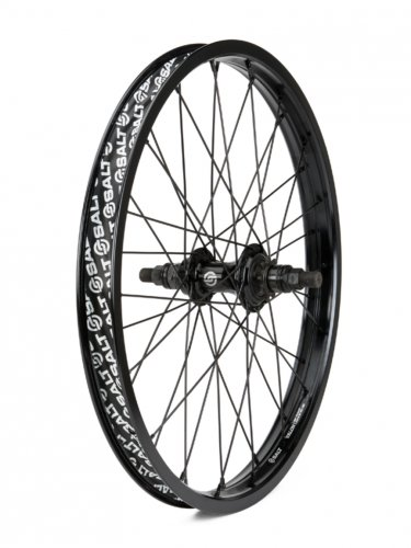 "Salt ROOKIE 16"" Rear Wheel Black"