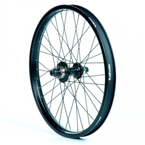 Tall Order DYNAMICS Rear Wheel Black/ Silver