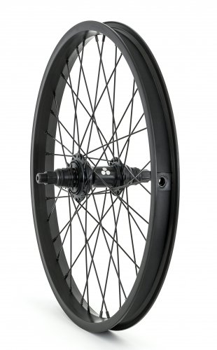 Trébol 2 Rear Wheel Flat Black