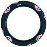 Federal COMMAND LP Tyre Black Pink Logos