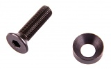 TBB-BIKE Axle Bolts 3/8