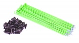 Rant STEEL Spokes Neon Green