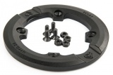 Éclat AK Nylon Sprocket Guard Black