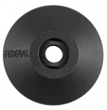 Federal Plastic Non Drive side Hub guard + Cone Nut
