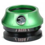 Shadow STACKED Headset Phantom Green
