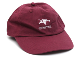Animal ICON Dad Hat Marroon