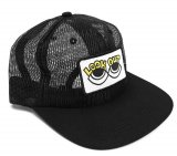 Cult LOOK OUT 6 Panel Hat Black