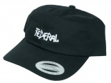 Federal Dad Cap Black