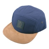 Thebikebros BADGE 5 Panel hat Navy