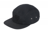 Wethepeople BIKE CO 5 Panel Cap Black