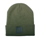 Thebikebros BADGE Beanie Moss Green