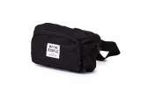 Wethepeople BIKE CO Hip Bag Black
