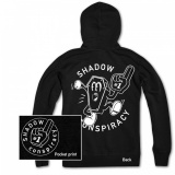 Shadow WINNING Hoodie Black