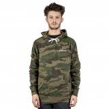 Tall Order EMBROIDERED LOGO Hoodie Camo