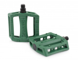 Shadow RAVAGER Plastic Pedals British Racing Green