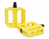 Shadow RAVAGER Plastic Pedals Sun Flare Yellow
