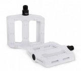 Shadow SURFACE Plastic Pedals White