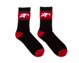 Animal HIGH SocksBlack/Red
