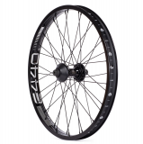 Éclat E440/ CORTEX Front Wheel Black