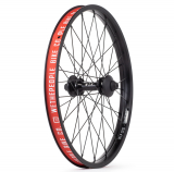 Wethepeople SUPREME Front Wheel Black
