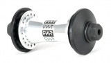 Cult CREW Front hub Polished
