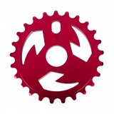 Tall Order Sprocket Red