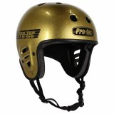 Pro-Tec S&M Full Cut Helmet Metallic Gold