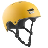 TSG SUPERLIGHT HELMET Solid Color Satin Mustard