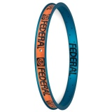 Federal STANCE XL Rim Matt Clear Teal