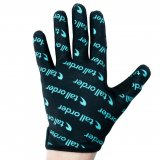 Tall Order BARSPIN PRINT Gloves Black