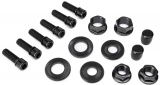 Salt NUT/ BOLT Set Black
