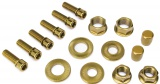 Salt NUT/ BOLT Set Gold