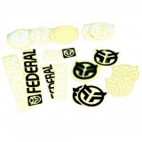 Federal Stickers Pack