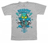 Shadow CAN´T HIDE T-Shirt Heather Grey