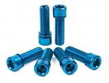 Shadow Hollow Stem Bolts Blue