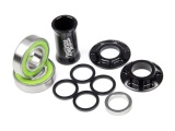 Total BMX TEAM MID Bottom Bracket Black