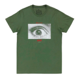 Cult ALL EYES T-Shirt Green