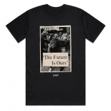 Cult FUTURE IS OURS T-Shirt Black