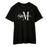 S&M DECLINE T-Shirt Black