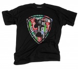 Subrosa STICKER BOMB T-Shirt Black