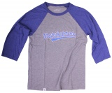 Thebikebros BASEBALL T-shirt Grey/ Navy